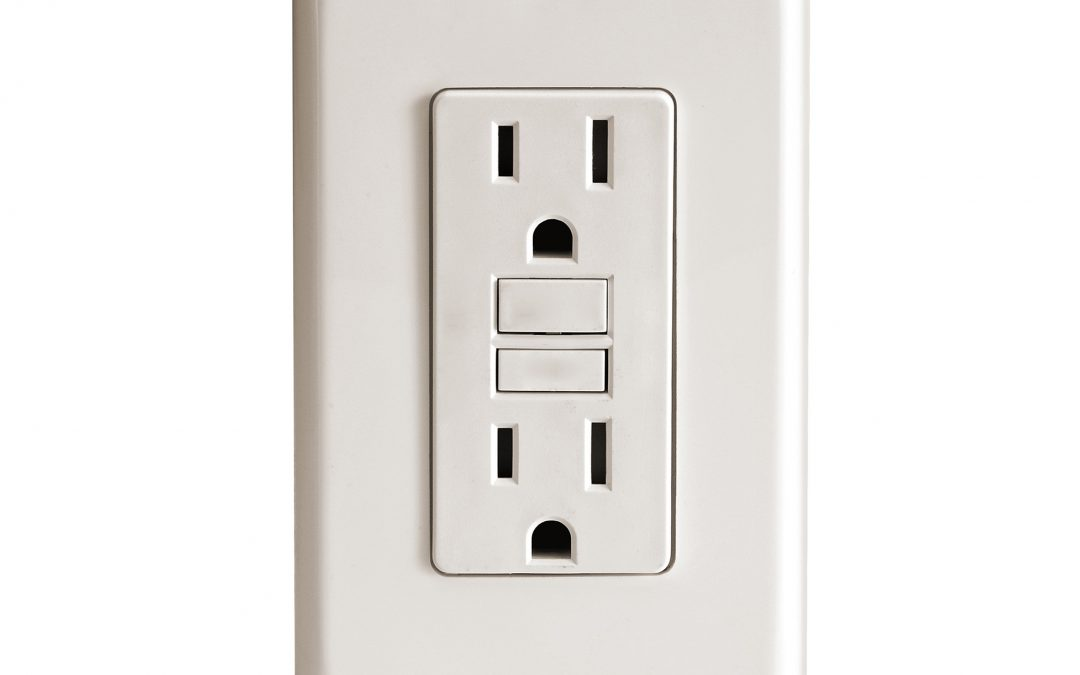 GFCI Outlet Wall Socket Home