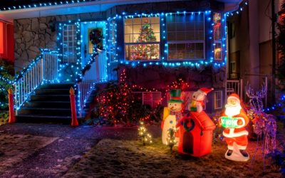 How to Save Energy and Practice Safety with Holiday Lighting